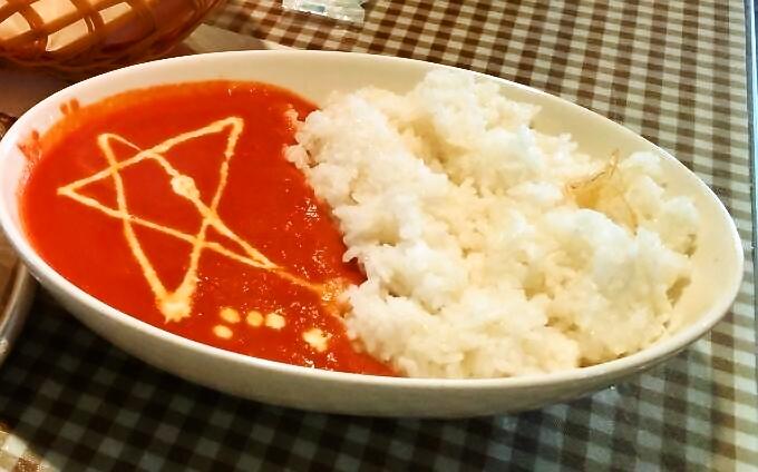 厨房甘口チキンカレー