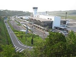 白浜空港管制塔