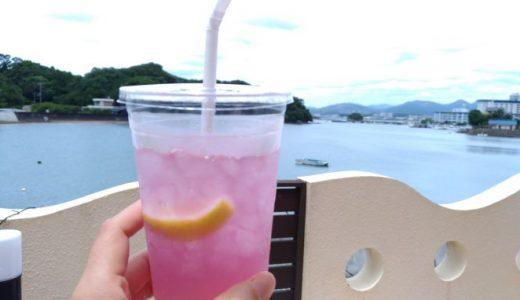 【白浜 田辺 モスバーガー 】海が一望できる素敵なテラスはロケーション抜群!!