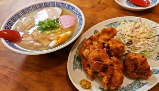 【白浜 中華 だるまや】白良浜から徒歩5分!昔ながらの中華料理が食べられるリーズナブルなお店