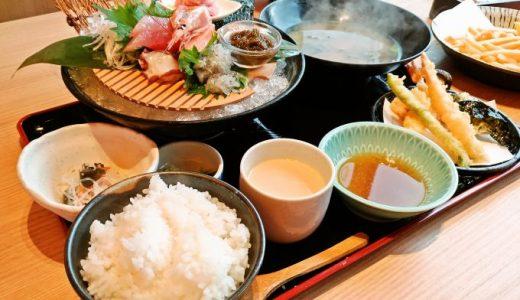 【白浜 田辺 海鮮れすとらん 勘八屋】ランチあり!和歌山の美味しい魚と地酒が楽しめる海鮮居酒屋