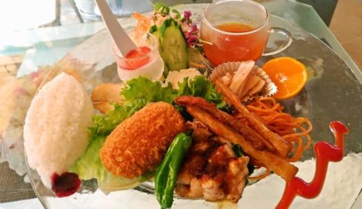 【白浜 タントクワント】千畳敷から徒歩1分!南国ムードのカフェレストランでオシャレランチを楽しもう!