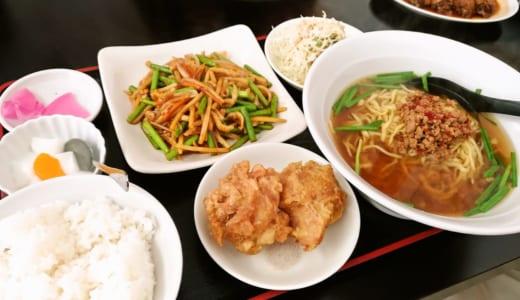 【白浜 中華 味味(みんみん)】コスパ最強!安くて美味しい台湾料理が食べられるお店はココだけ!