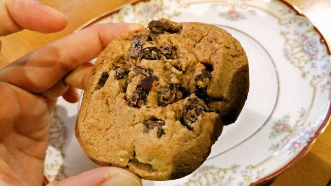 チョコレートクッキー1