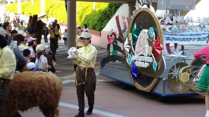 華やかなパレード6